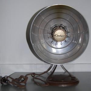 Chauffage parabolique Calor