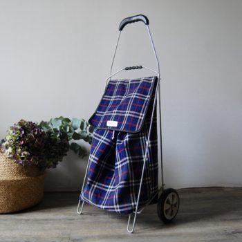 Caddie écossais vintage
