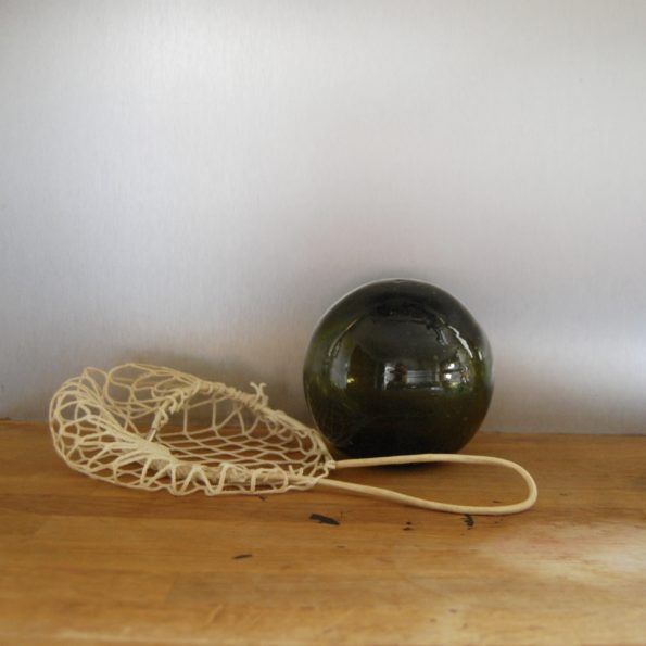 Ancienne boule de pêcheur