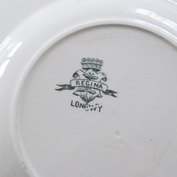 Assiettes creuses Longwy Regina