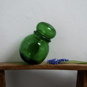 Petit pot vert série boule Lever
