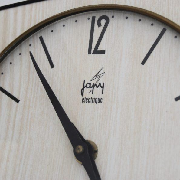 Pendule en formica Japy