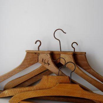 Cintres en bois anciens