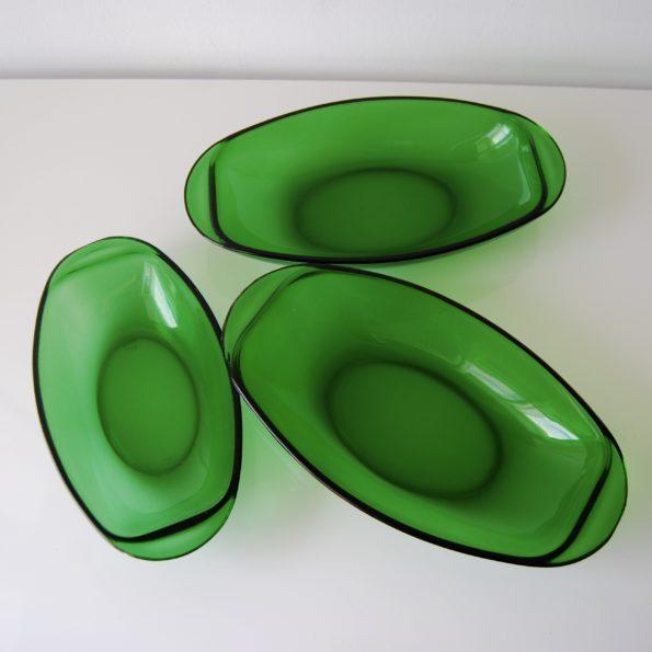 Raviers vert émeraude Vereco