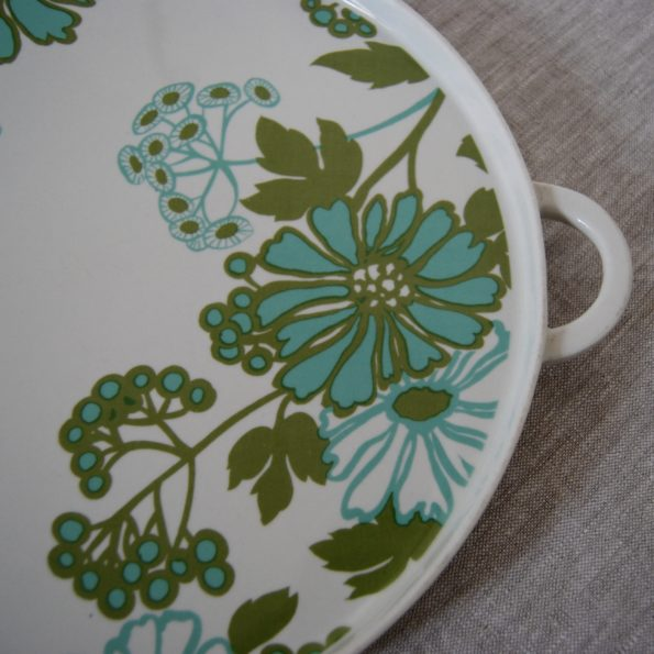 Plateau porcelaine Scarlett Villeroy & Bosch