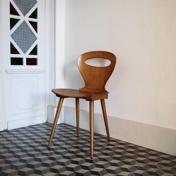 Chaises Baumann modèle Fourmi