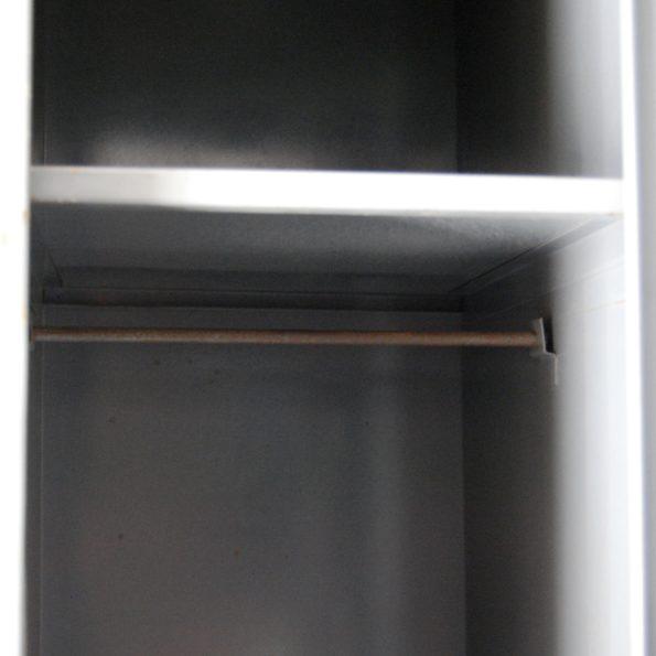 Vestiaire métal industriel