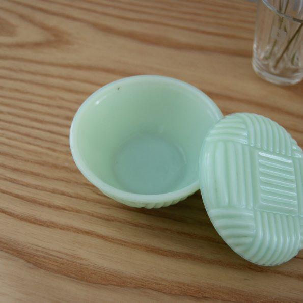 Petite boîte vintage mint