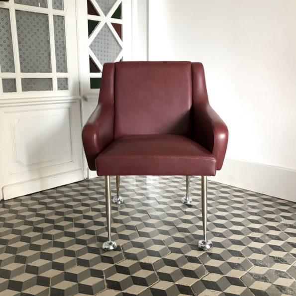 Fauteuil design Erton designer italien