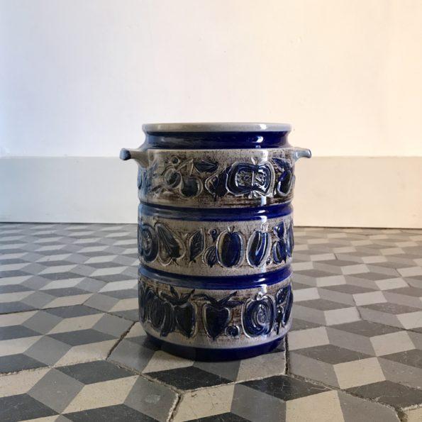 Vase céramique Rumtopf West Germany