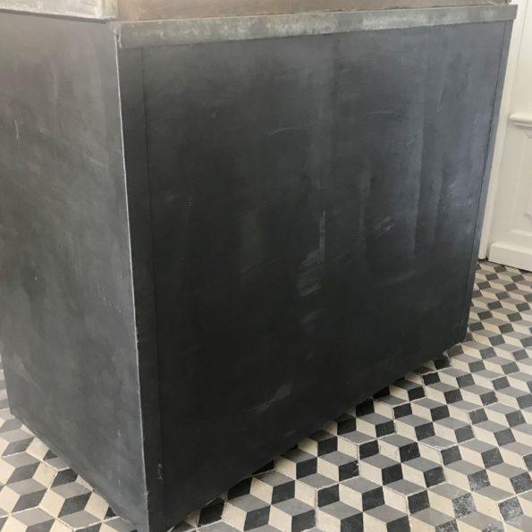 Meuble de métier industriel à tiroirs