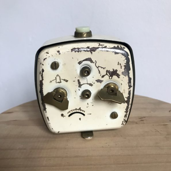 réveil mécanique vintage Jaz