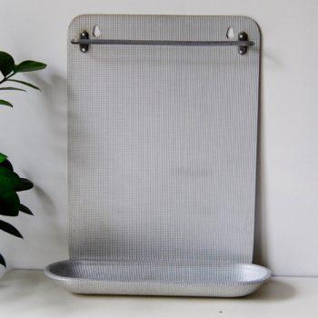 Porte ustensiles en aluminium