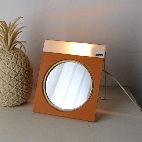 Miroir électrique vintage Rowenta
