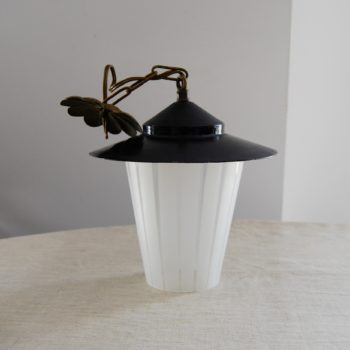 Ancienne suspension lanterne