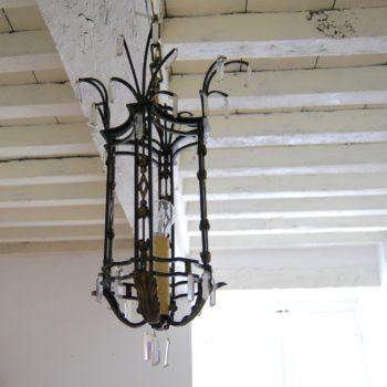 Suspension lanterne de hall