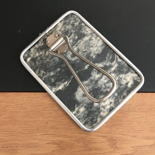 Miroir barbier vintage