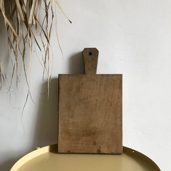 Ancienne planche à découper en bois